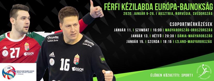Férfi Európa-bajnokság – Bravúrgyőzelem Oroszország ellen!