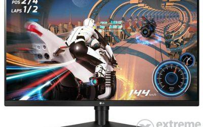 Nagyobb és jobb monitorra váltanak az Extreme Digital vásárlói