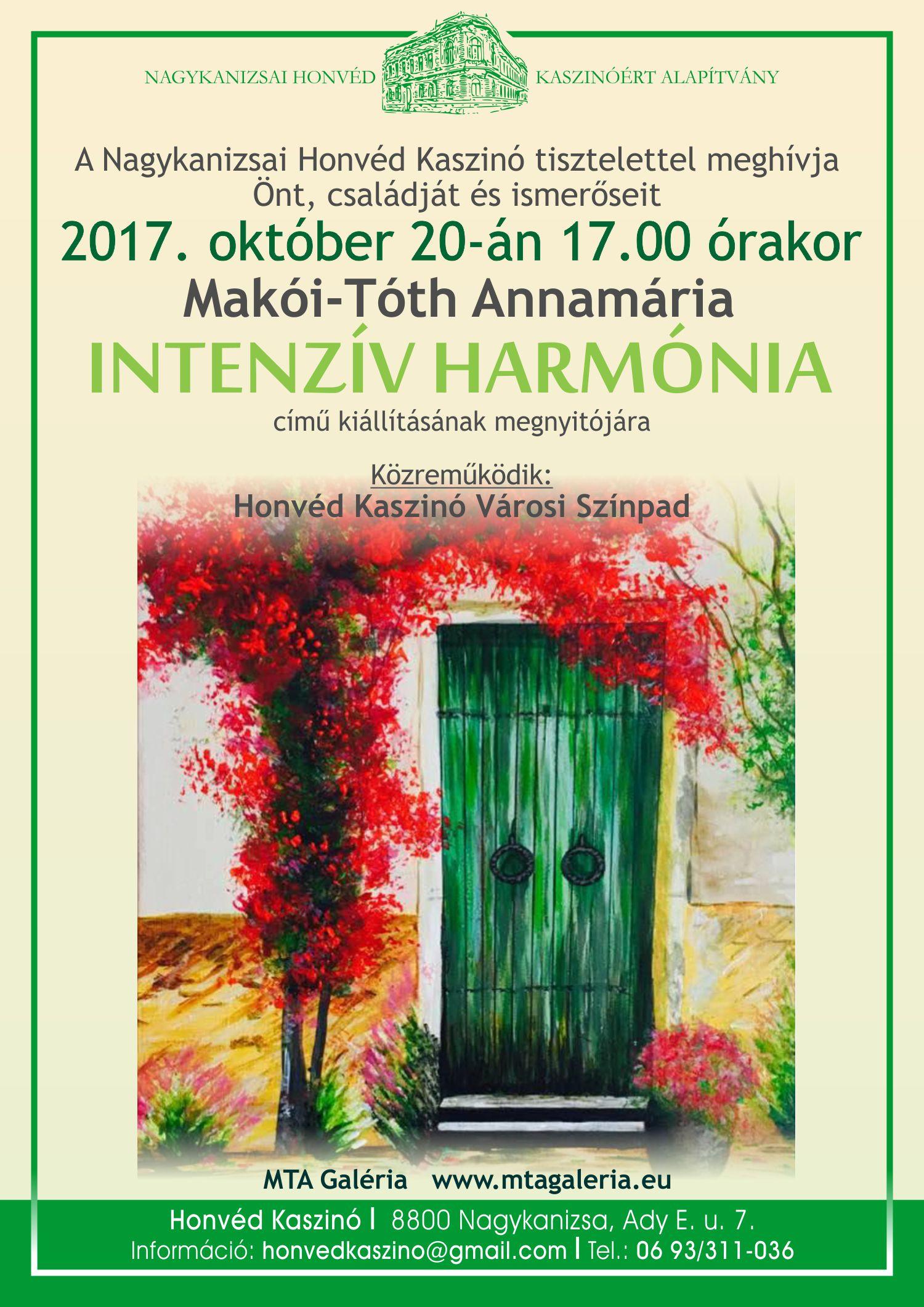 """Intenzív harmónia"""
