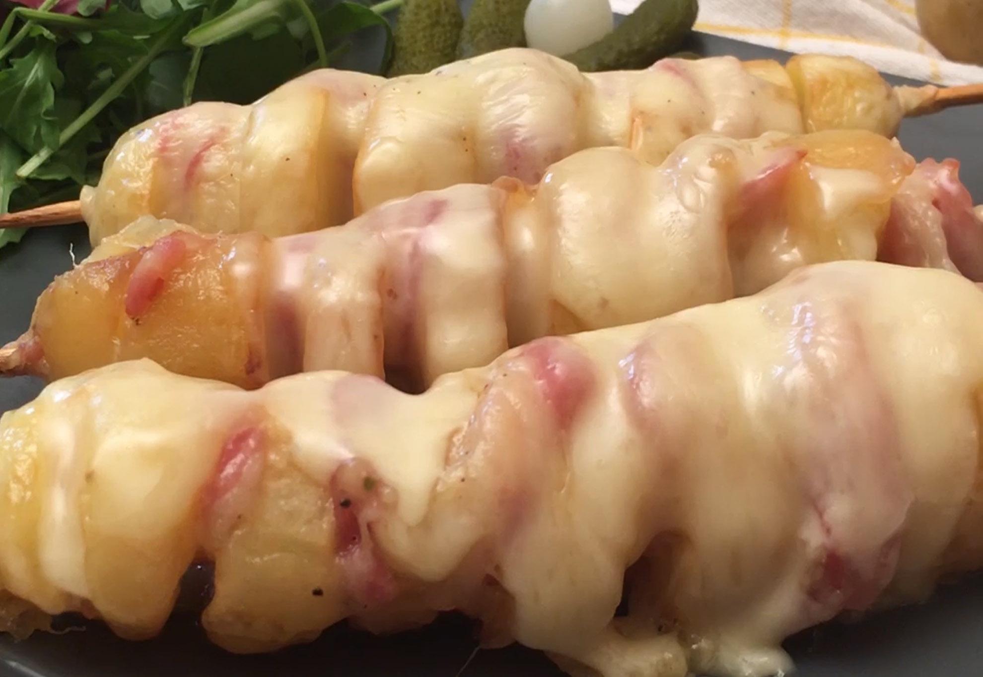 Krumpli nyársak