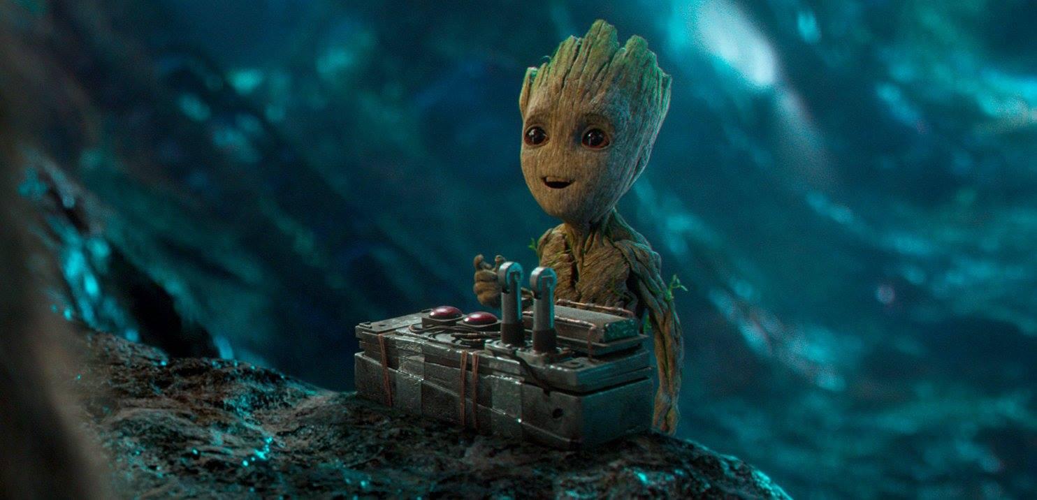 Én vagyok Groot!