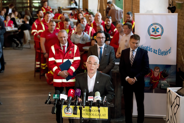 A mentők napja