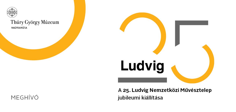 25. Ludvig Nemzetközi Művésztelep kiállítás