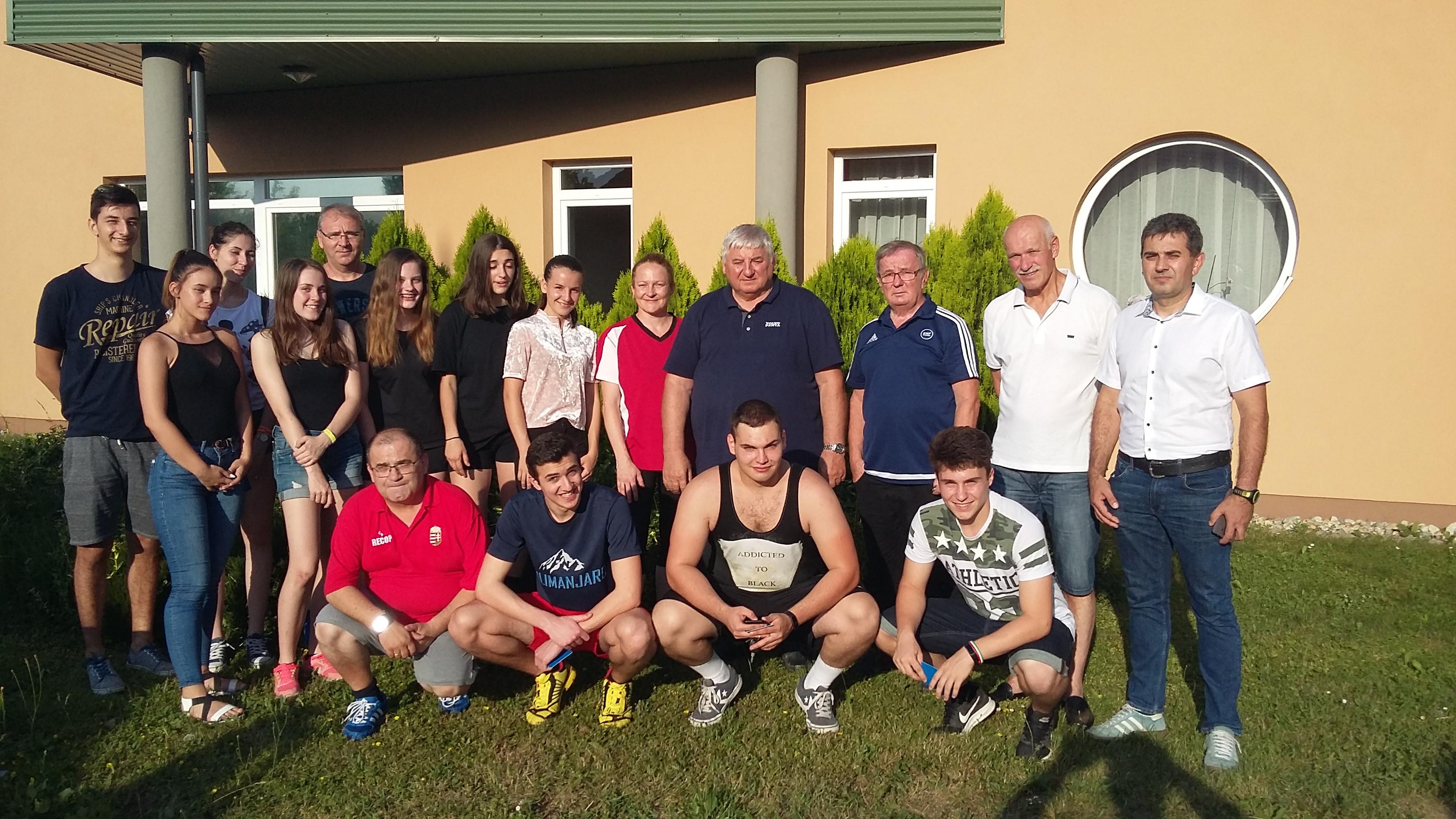 Kézilabda – Játékvezetői vizsga Zala megyében