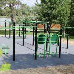Sportpark a Csónakázó-tónál