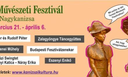 Tavaszi Művészeti Fesztivál – Nagykanizsa