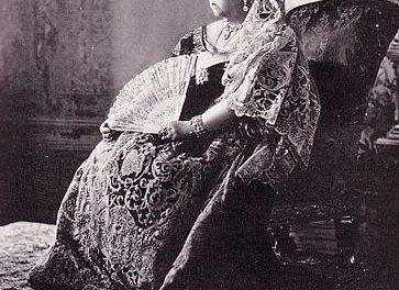 Viktória brit királynő