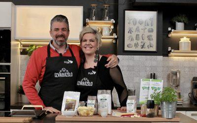Balássy Betty és Varga Feri nem fér meg együtt a konyhában