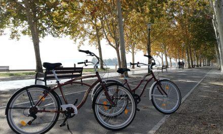 Kerékpárbarát település lett Nagykanizsa