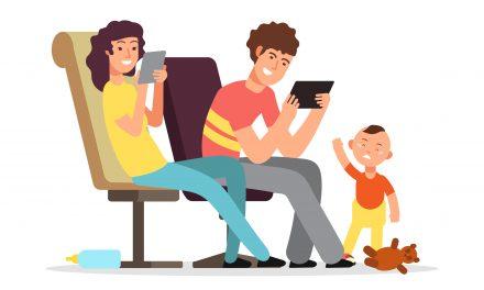 Az érzelmileg elérhetetlen szülők