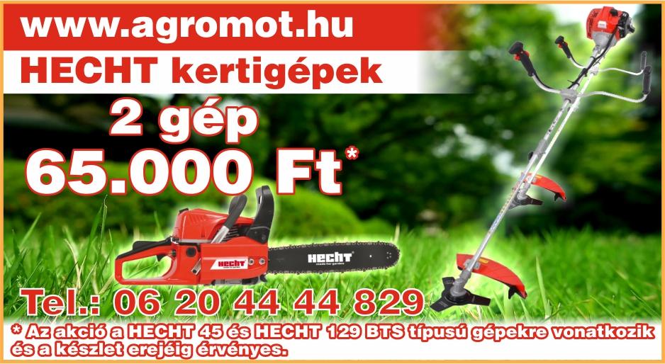 Agro-Mot Bt. hirdetése