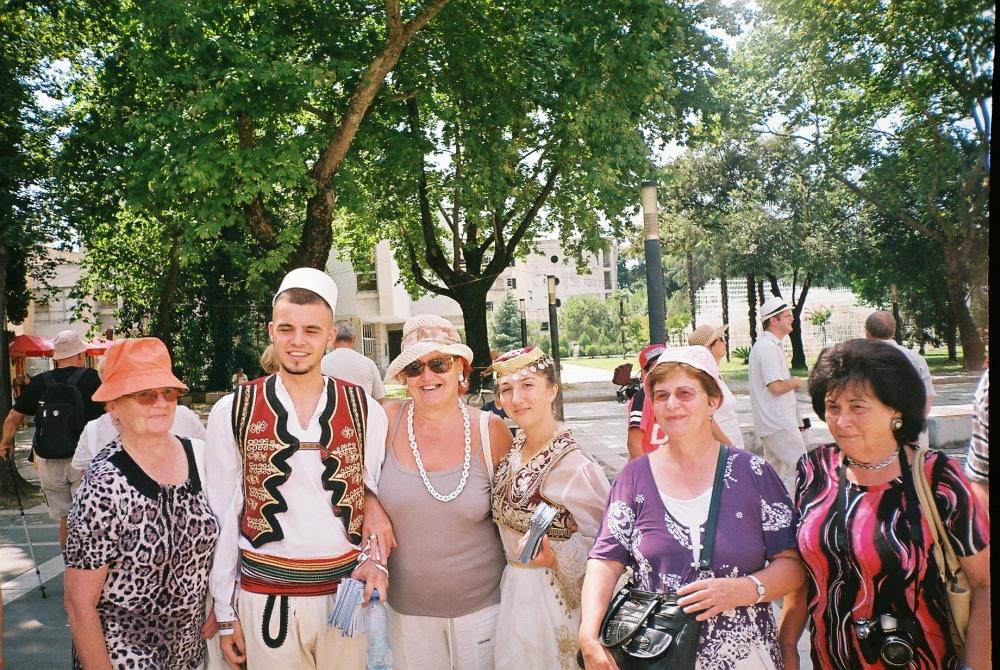 HÉT HATÁRON ÁT (Albánia egy utazó szemével)