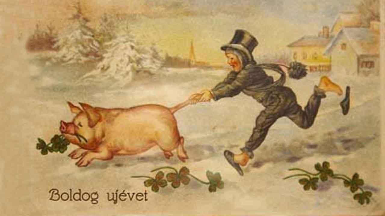 Boldog, áldott, vidám új évet!
