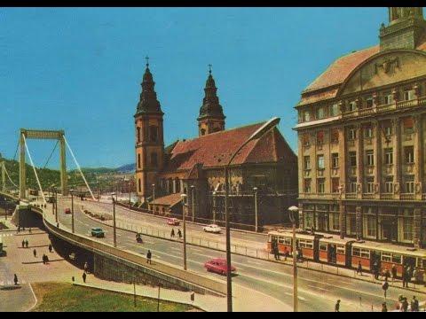 Budapest régi képeken