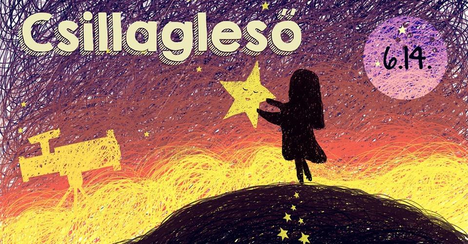 Programajánló: Csillagleső – Zalaegerszeg – május 14