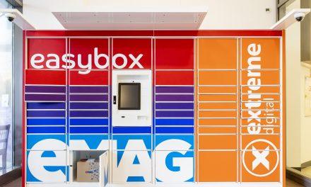 Már harminchárom helyszínen működnek az eMAG és az Extreme Digital saját csomagátvevő automatái Budapesten