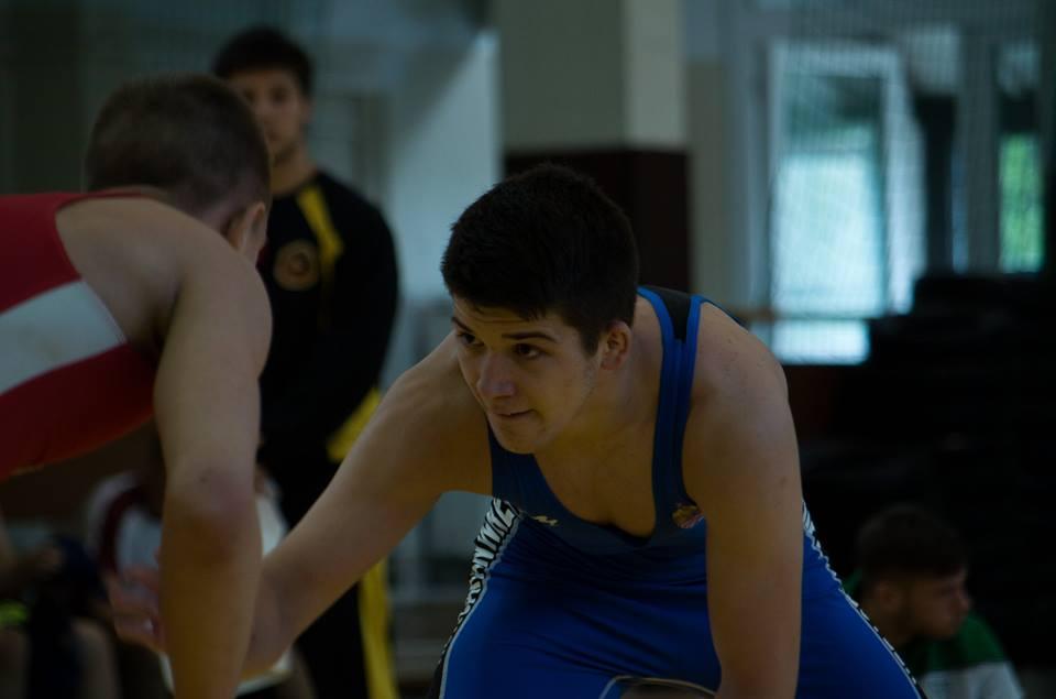 Egyed Balázs bronzérmes az Országos Bajnokságon