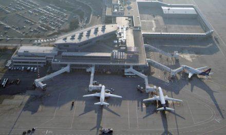 Budapest Liszt Ferenc repülőtér megnyitása 1950. május 7.
