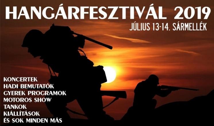 Programajánló: Hangárfesztivál – Sármellék – július 13-14.