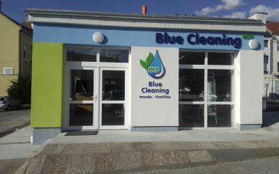 BLUE CLEANING ECO MOSÁS – TISZTÍTÁS