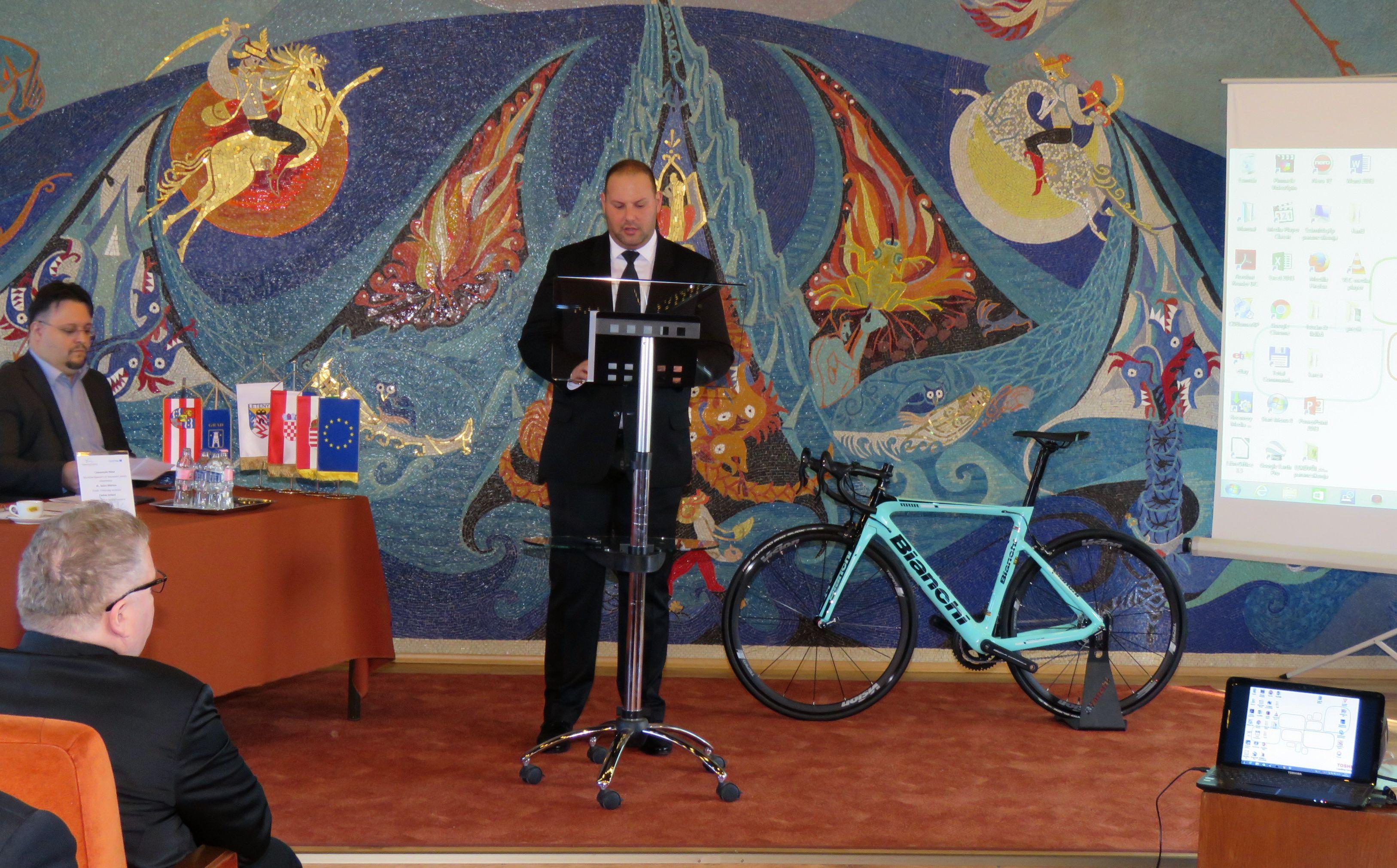 Több mint 300 milliós magyar-horvát kerékpáros fejlesztés indul Letenye vezetésével