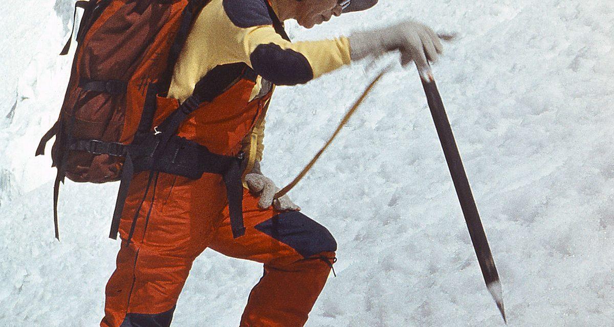 Tabei Dzsunko – az első nő az Everesten