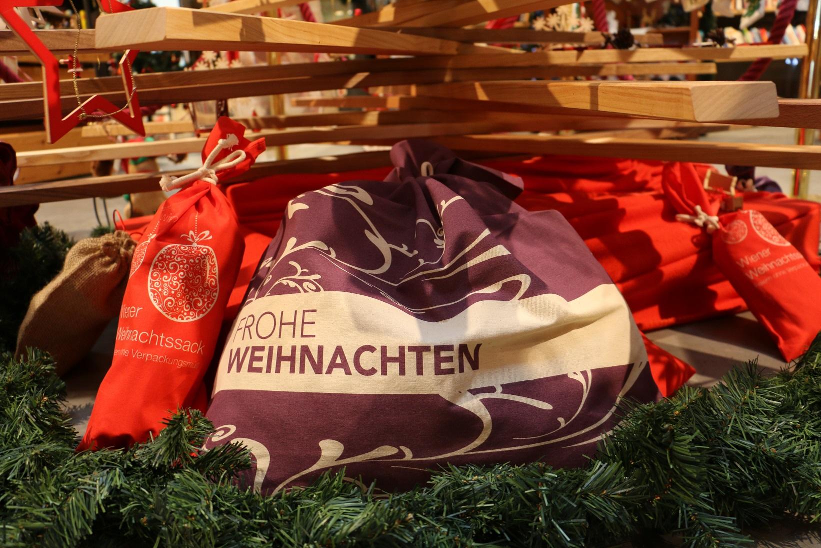 Bécs zölden készül az ünnepekre