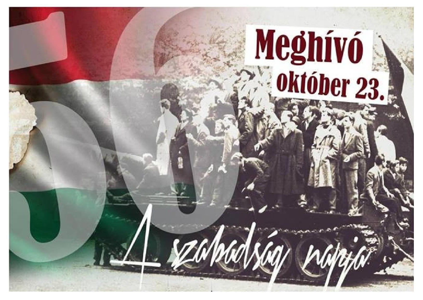 Meghívó 1956 (Letenye)
