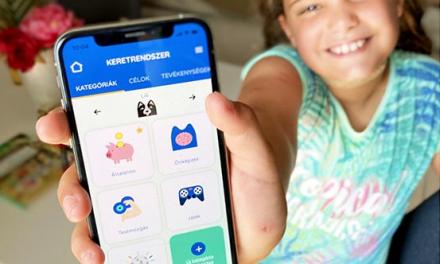 Pénzügyi tudatosságra nevel egy új magyar applikáció