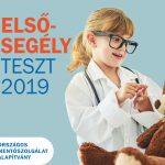 Nagy Elsősegély Teszt 2019 – Ismét jól vizsgáztunk!