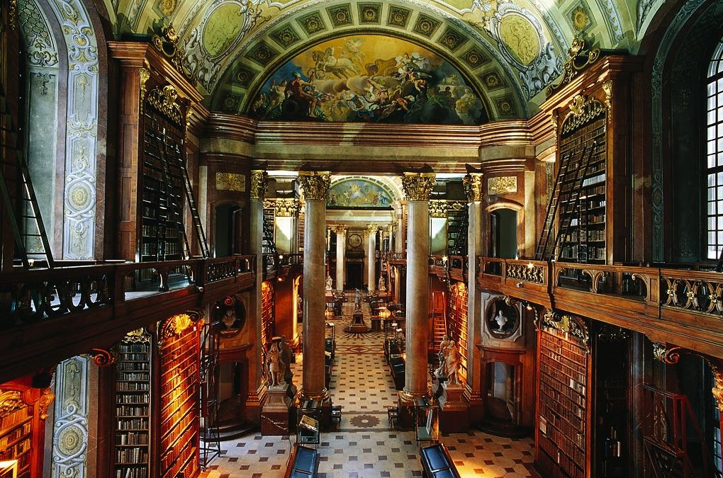 Idén 650 éves az Osztrák Nemzeti Könyvtár