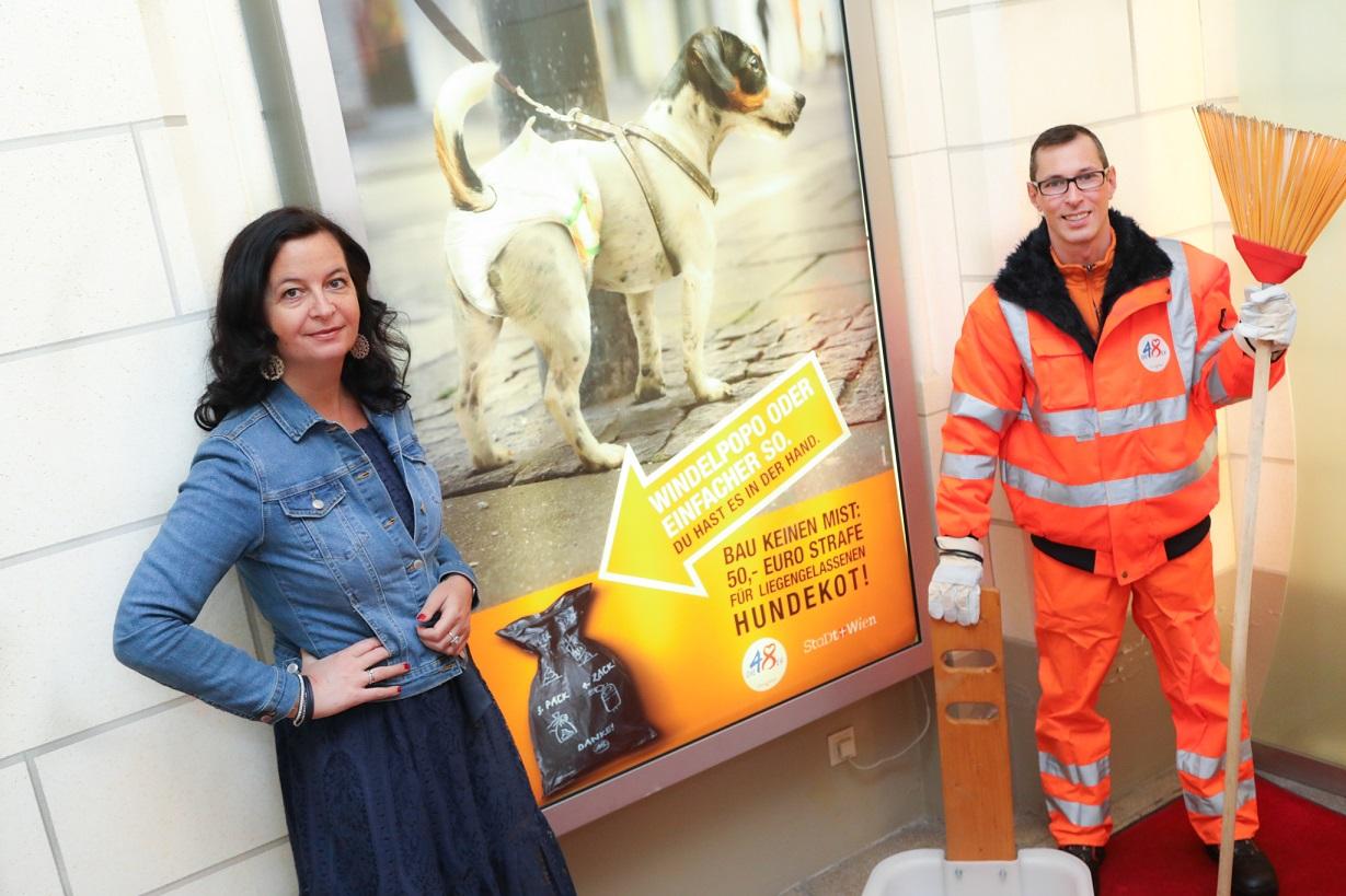 Tisztasági kampány indult Bécsben: kutyapelus helyett kakizacsi