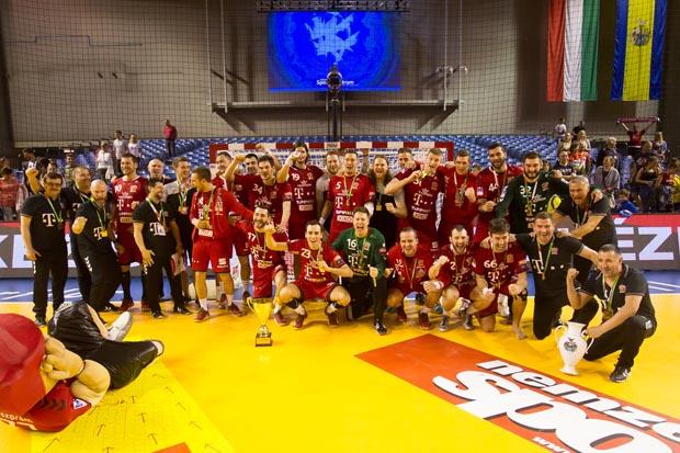 Ismét a Veszprém a kupagyőztes