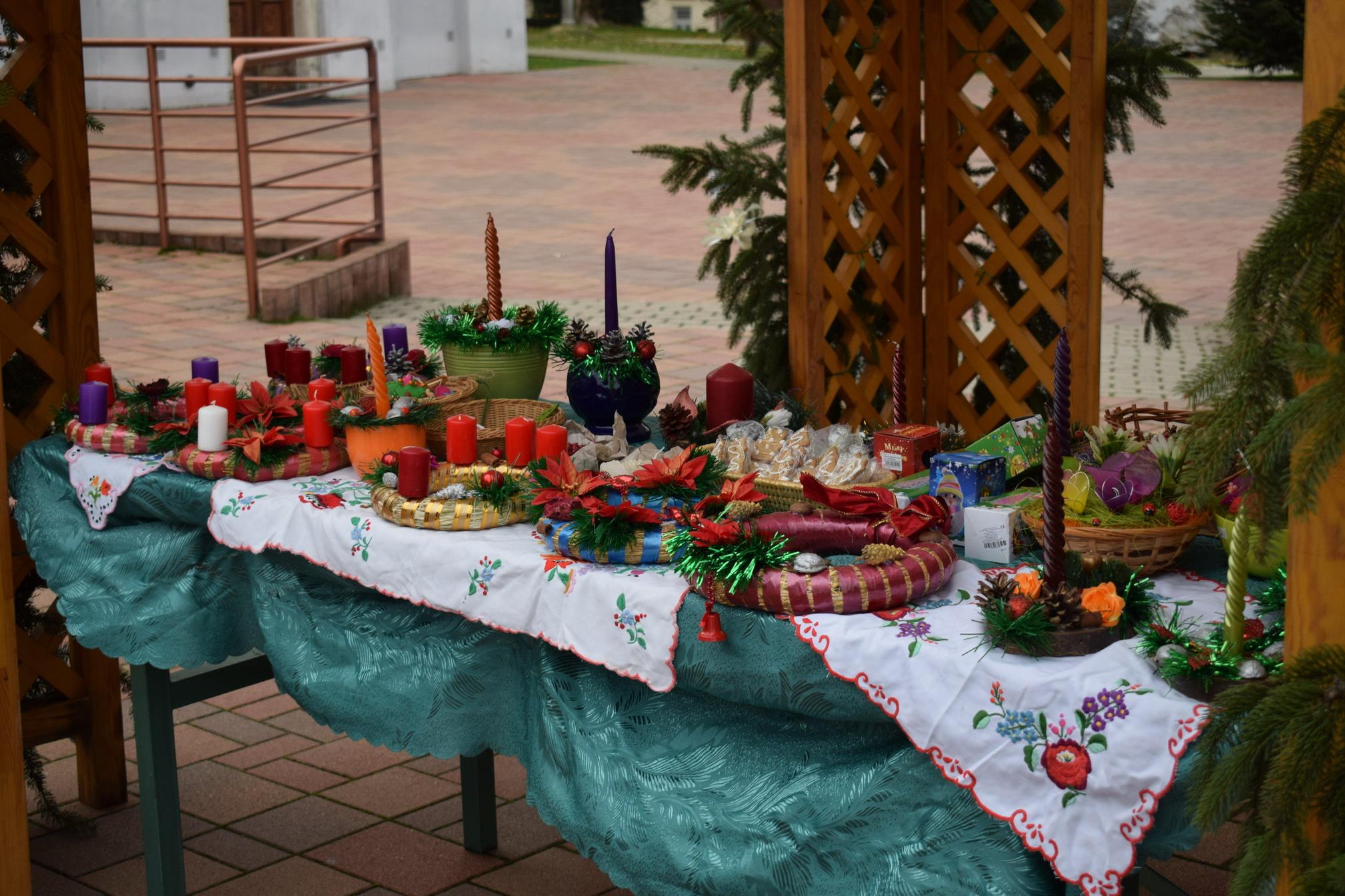 Ismét adventi vásár Letenyén