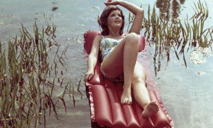Balatoni nyaralás a '70-es években