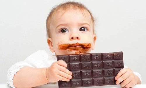 Jótékonysági csokigyűjtés
