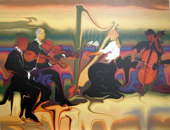 Jazzre hangoló zenei uniqum – hangfestészet