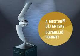 MESTER-M Díj