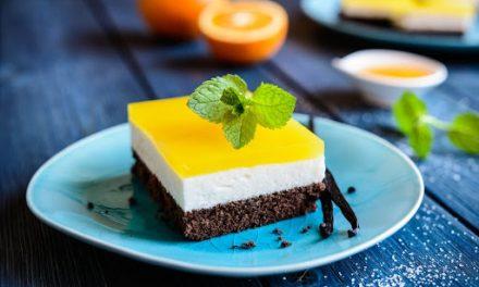 Az igazi retro édesség: fanta szelet