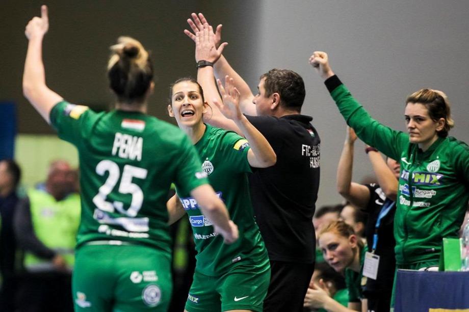 Kézilabda Női K&H Liga – Eredmények (2018. április 25.. szerda)