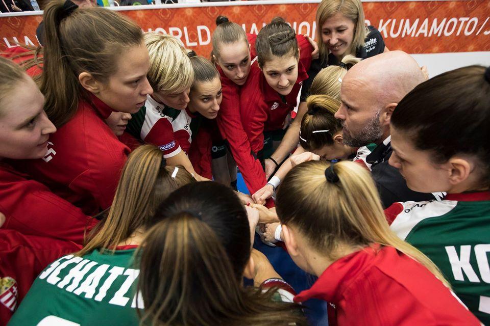 Női kézilabda világbajnokság – Egy győzelem és egy vereség