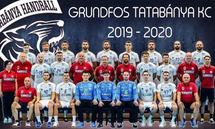 Férfi Kézilabda EHF-kupa – Elszenvedte első vereségét a csoportkörben a Tatabánya
