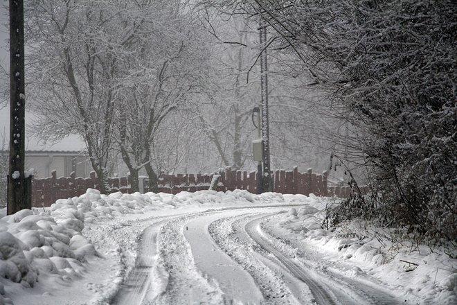 Havazás – Utakat zártak le és korlátozzák a kamionforgalmat Zalában is