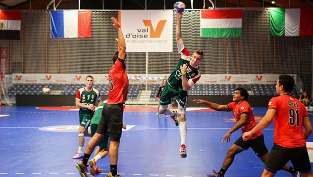 Fiú U19: tornagyőztes a magyar válogatott