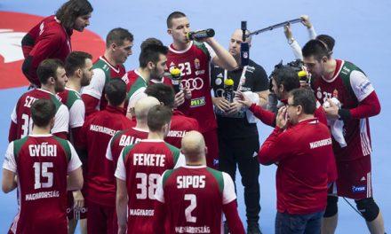 Férfi kézilabda Európa-bajnokság – A házigazda a következő akadály