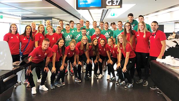 Strandkézi U18-as Eb: éremért utaznak a magyarok