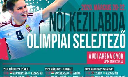 Dolgozz önkéntesként a női kézilabda olimpiai selejtezőn!