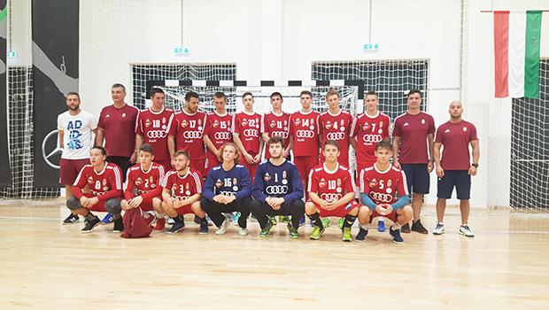 Kézilabda – Csütörtökön rajt a férfi U18-as Eb-n