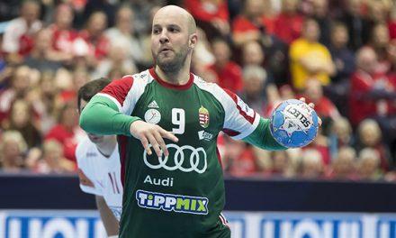Férfi kézilabda Európa-bajnokság – Bravúros döntetlen Dániával