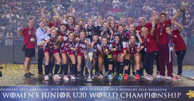 Kézilabda – Magyarország világbajnok!